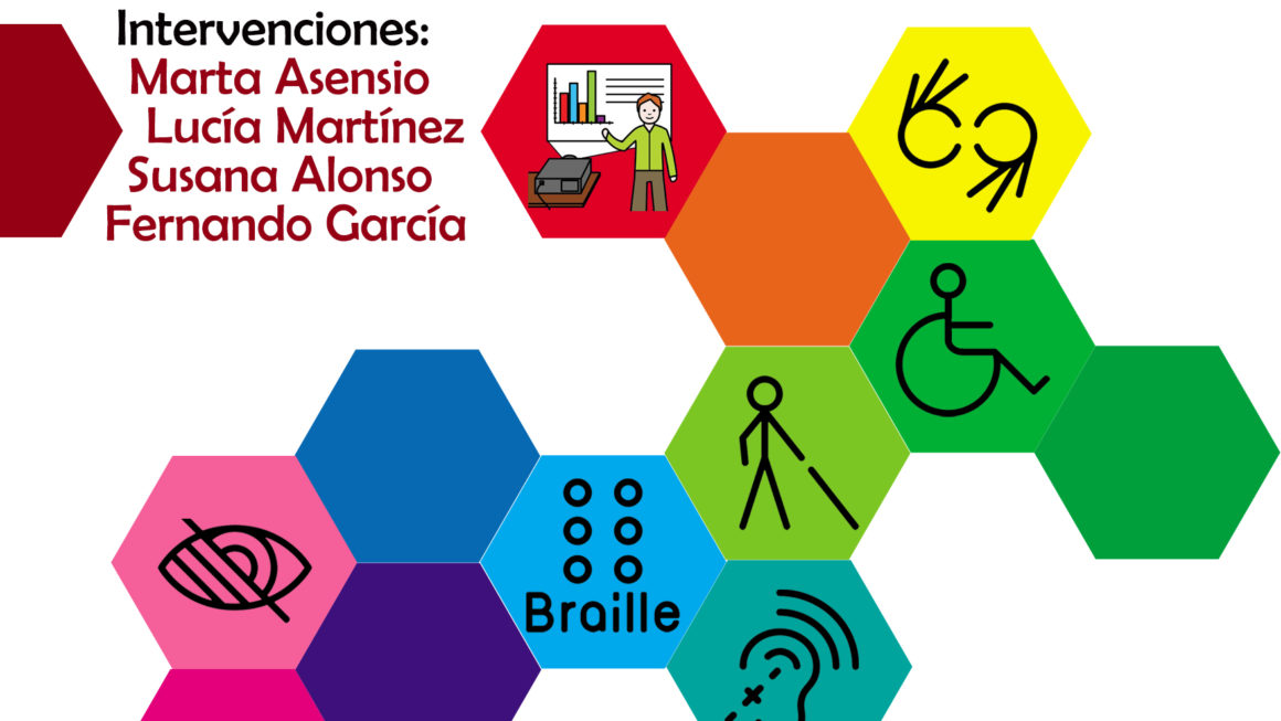 Hablamos de accesibilidad y de enfermedades raras